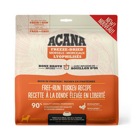 Acana Acana Freeze-Dried Morsels - Free-Run Turkey Recipe 227g