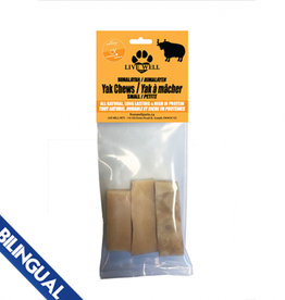 Live Well Live Well Pets Himalayan Small Yak Cheese 3 x 33gm Dog Treat