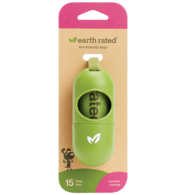 Earth Rated Earth Rated Leash Dispenser with Lavender Scented Bags - 15 bags
