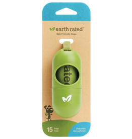 Earth Rated Earth Rated Leash Dispenser with Unscented Bags - 15 bags