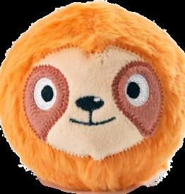 "Hugsmart Hugsmart DuraGuard Zoo Ball 2-in-1 Sloth 4"""