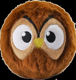 """Hugsmart Hugsmart DuraGuard Zoo Ball 2-in-1 Owl 4"""""""