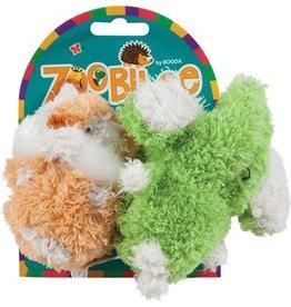 Aspen Pet Products Aspen Pet Elephant & Chimpanzee Toy - Small Dog