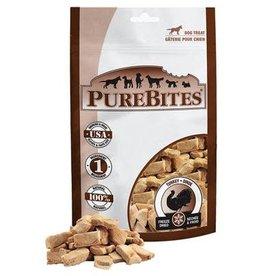 Purebites PureBites Turkey Dog Treat 33gm