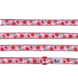 "RC Pets RC Pets Leash 3/4"" x 6ft. Strawberries"