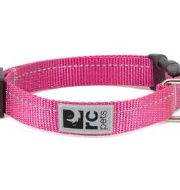 RC Pets RC Pets Primary Clip Collar M Raspberry