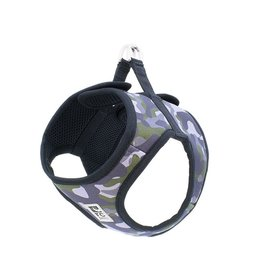 RC Pets RC Pets Step in Cirque Harness XS Camo