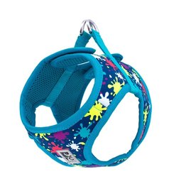 RC Pets RC Pets Step in Cirque Harness XS Splatter