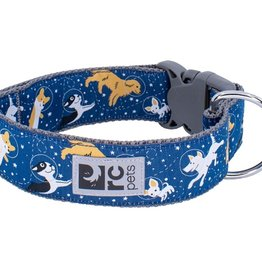RC Pets RC Pets Wide Clip Collar M Space Dogs