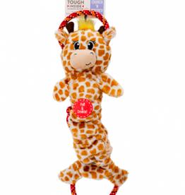 Charming Pet Crunch N' Scrunch Giraffe Brown - Large