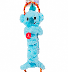 Charming Pet Crunch N' Scrunch Koala Blue - Large