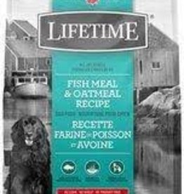 Lifetime All Stages Fish and Oatmeal Dog Food 11.4kg