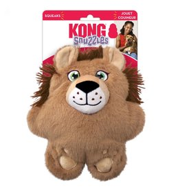 Kong Kong Snuzzles Lion - Medium