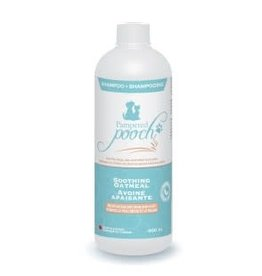 Pampered Pooch Soothing Oatmeal Shampoo 400mL