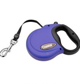 Coastal Pet Power Walker Retractable Dog Leash Large - Blue 96lb x 16ft