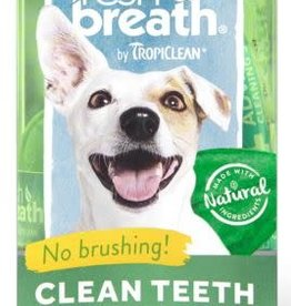 Tropiclean Tropiclean Fresh Breath Clean Teeth Oral Care Dog 2oz