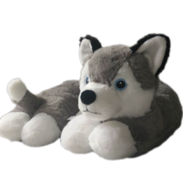 The Dog Pillow Company The Dog Pillow Company Willow the Husky Curved Dog Pillow