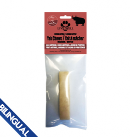 Live Well Live Well Pets Himalayan Medium Yak Cheese 75gm Dog Treat