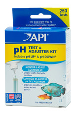 API API pH Test & Adjuster Kit - Freshwater