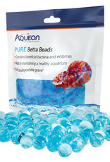 Aqueon Aqueon Pure Betta Beads 350mL - Blue
