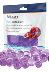 Aqueon Aqueon Pure Betta Beads 350mL - Purple