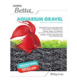Marina Marina Betta Gravel - Black - 500 g (1.1 lb)