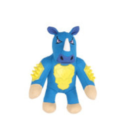 Zeus Studs Dog Toy - Rhino - Large - 28 cm (11 in)