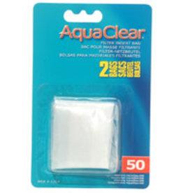 Aqua Clear AquaClear Nylon Filter Media Bags for AquaClear 50 Power Filter - 2 pack