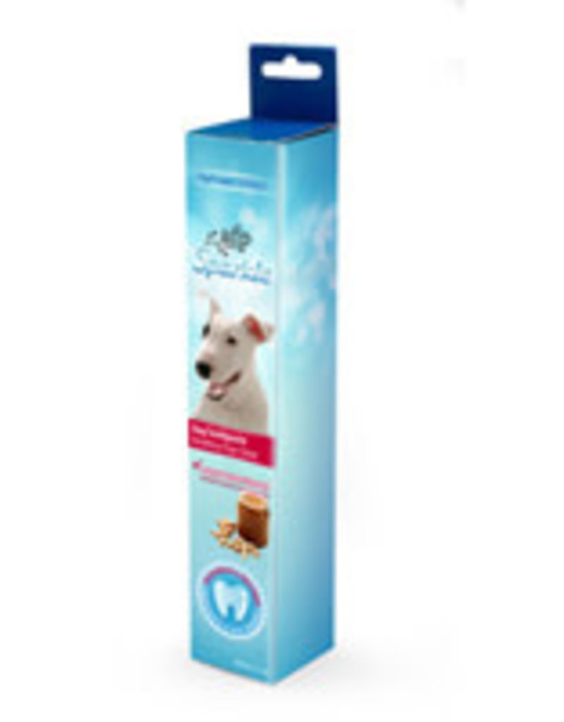 All Four Paws All for Paws Sparkle Toothpaste - Peanut Butter Flavour - 2.1oz