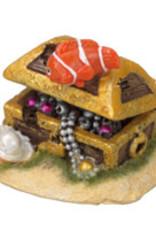 AQUA DELLA Aqua Della - Clown Fish with Treasure Chest