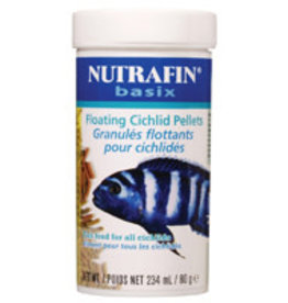 Nutrafin Nutrafin Basix Floating Cichlid Pellets - 80 g (2.8 oz)