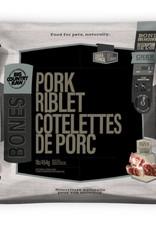 Big Country Raw Big Country Raw Pork Riblet Mini 1lb