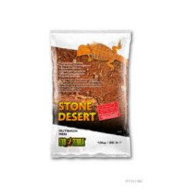 Exo Terra Exo Terra Stone Desert Substrate - Outback Red Stone - 10 kg (22 lbs)