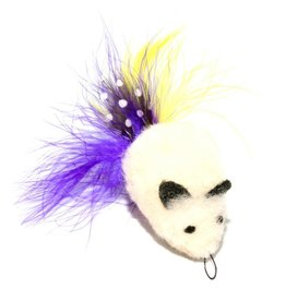 Cat Lures Cat Lures Wooly Feather Mouse