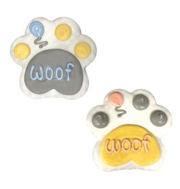 """Bosco and Roxy's Cookie - Bosco and Roxy's Happy Bark-Day Pre-packaged 4"""" Woof Paw"""
