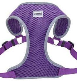 Comfort Soft Comfort Soft Reflective Wrap Adjustable Dog Harness - Medium - Purple