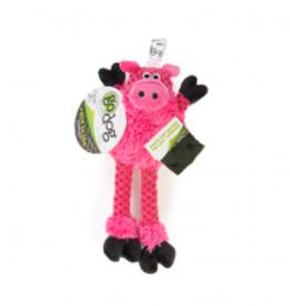 GoDog GoDog Just for Me Skinny Pig Dog Toy