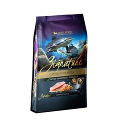 zignature limited Zignature Limited Ingredient Grain Free Catfish Dog Food 13.5 LB