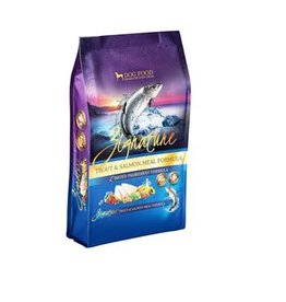 Zignature Zignature Limited Ingredient Grain Free Trout & Salmon Meal Dog Food 12.5 LB