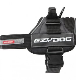 EzyDog Convert Harness Burgundy XXlarge Dog