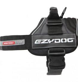 EzyDog EzyDog Convert Harness Burgundy XXLarge Dog