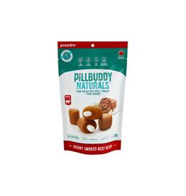 Presidio Presidio Pill Buddy Naturals Smoked Beef Recipe Dog Treat 150g