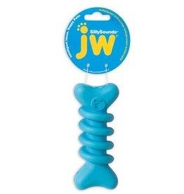 JW Pet SillySounds Spiral Bone - Medium