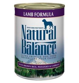 Natural Balance Natural Balance Lamb Formula 13oz