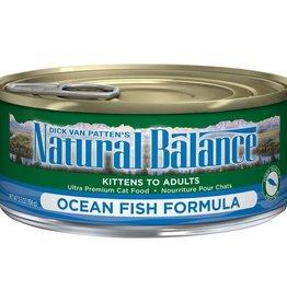 Natural Balance Natural Balance Ocean Fish Cat 5.5oz