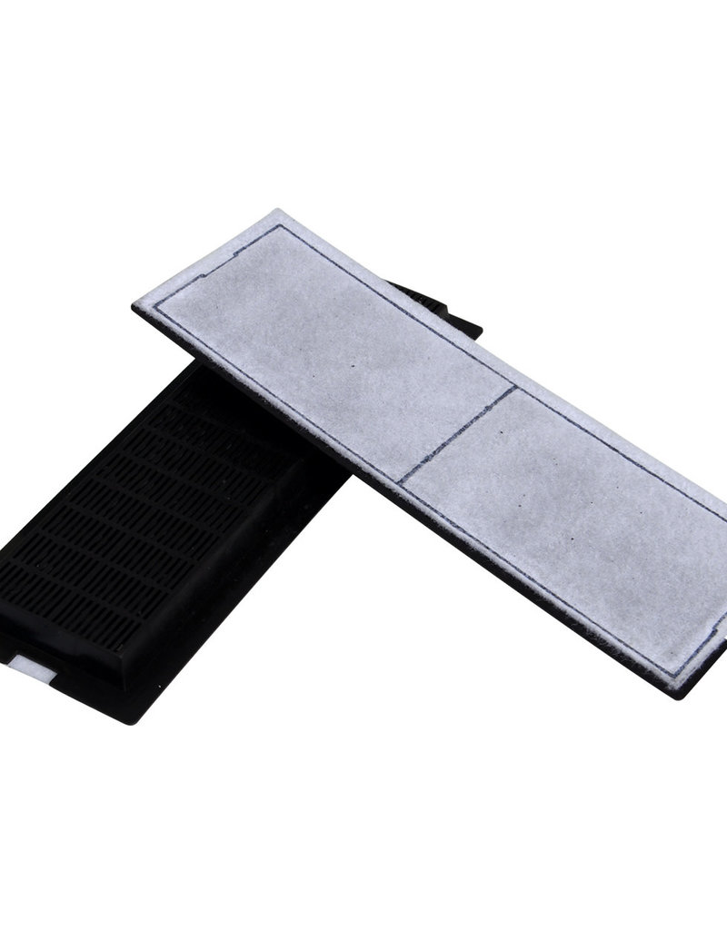 Aqua One Aqua One Carbon Cartridge for Betta Duo/Trio - 2 pk