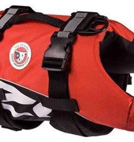 EzyDog EzyDog Dog Life Jacket Red - Large Dog