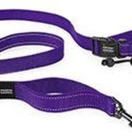 EzyDog EzyDog Road Runner Leash Purple - 7ft.