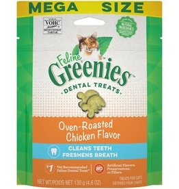 Greenies Greenies Feline Chicken Complete Dental Treat 4.6oz
