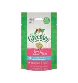Greenies Greenies Feline Dental Savory Salmon 2.1oz